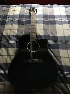 Guitar acoustique fender