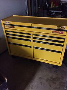 Dewalt toolbox   Like new !!