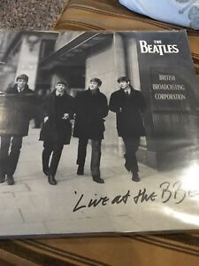 The Beatles - live at the BBC vinyl