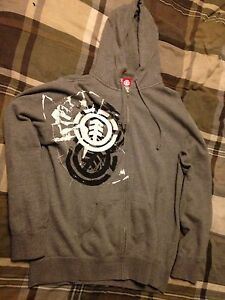 Element zip-up hoodie - XXL