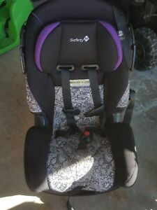 Safety first convertible car seat
