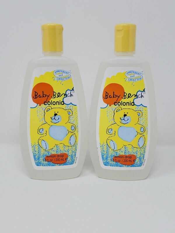 Baby Bench Cologne (Lemon Drop) 200ml (Lot of 2)
