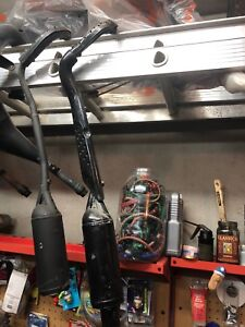 Crf 50 pipes