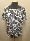 Paisley Plus Tops for Women