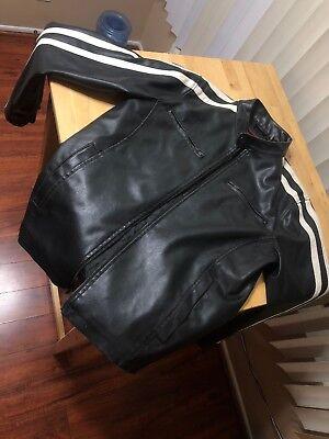 (Street Legal Leather Jacket Men's Medium.)