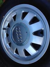 Audi 4X alloy wheels tyres Casula Liverpool Area Preview
