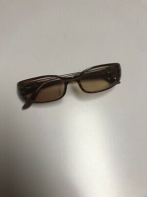 Ray-Ban Sunglasses Side Street Brown RB2129 938 Made in Italy Women Eye Wear G11