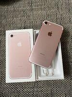 Apple Iphone 7 in Rosé Gold 32 GB Sachsen-Anhalt - Halle Vorschau