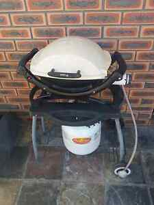 Weber BabyQ with extras Alexandria Inner Sydney Preview