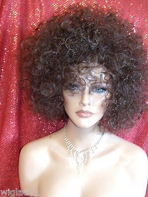 HALLOWEEN SPECIAL VEGAS GIRL WIGS PICK YOUR COLOR SASSY CURLY SUE DRAG QUEEN WIG (Halloween Drag Queen Wigs)
