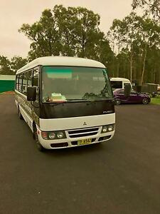 2008 MITSUBISHI ROSA BUS DELUXE Thornton Maitland Area Preview