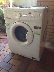 Whirlpool front loading washing machine Springdale Heights Albury Area Preview