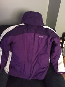 North Face ladies winter jacket excellent condition size XL