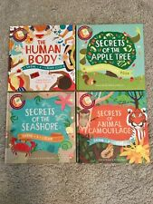 Usborne shine a light books