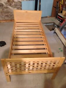 Junior Sized Bed