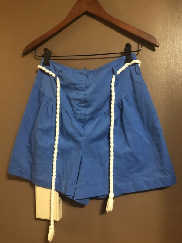 Vintage AVON FASHIONS Blue shorts High Waisted Small