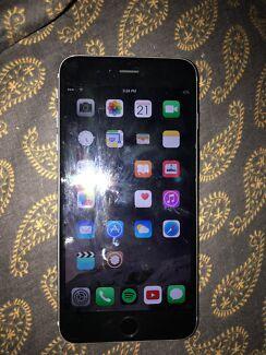iPhone 6s Plus 64GB unlocked black.