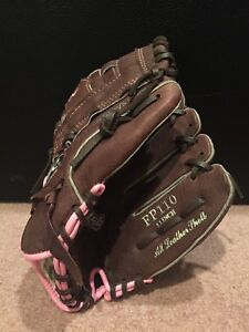 Girls Rawlings softball  glove