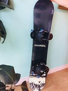Technine 149 snowboard and Orion boots for sale