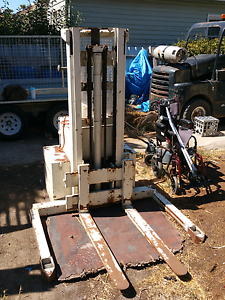 Electric Forklift Kyneton Macedon Ranges Preview