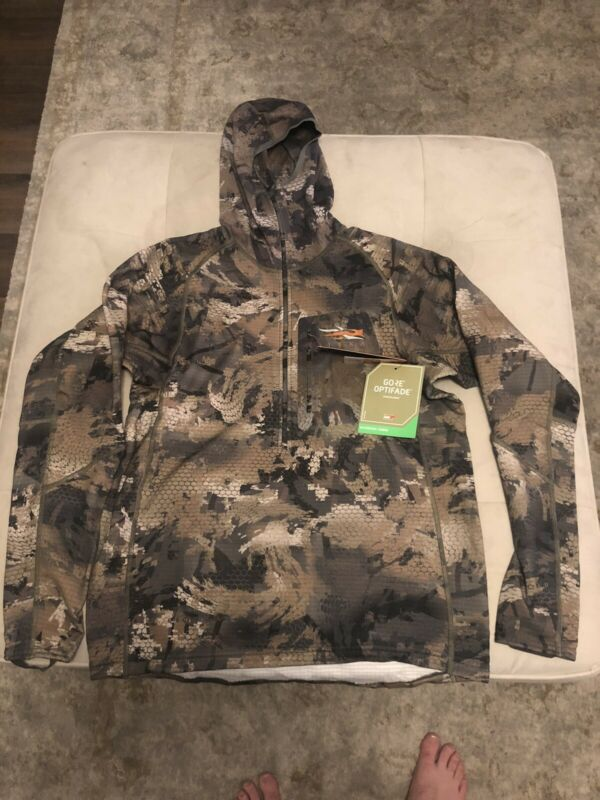 Sitka Gear | Grinder Hoody Optifade Timber Large New