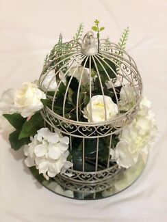 Bird cage decor for hire