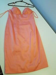ABYSS by Abby Miss Taylor Size M Peach Dress – Brand New Wollongong Wollongong Area Preview