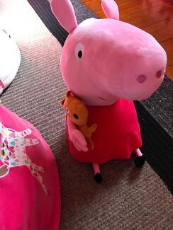 Large Peppa Pig soft toy! 50cm