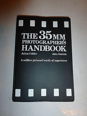 The 35mm Photographer's Handbook Guide  Julian Calder & John Garrett, 1st Ed.195