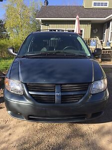 2006 Dodge Grand Caravan with Stow and Go OBO
