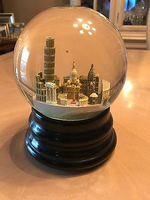 Saks Fifth Avenue Snow Globe - ITALY (RETIRED)