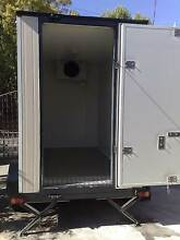 MOBILE COOLROOM 8X5 TANDEM ROCKER ROLLER 2.8T HYD ELEC BRAKES Campbellfield Hume Area Preview