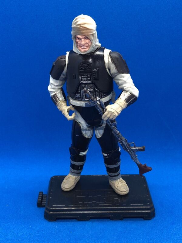 "Star Wars Loose 3.75/"" Action Figure 1 of 4 Vintage Dengar Bounty Hunter"