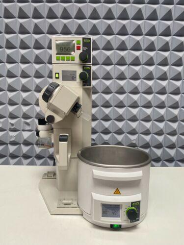 Buchi R-215 Rotavapor System w/ V-850 Vacuum Controller & B-491 Heating Bath