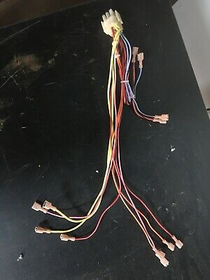 Code 3 Lightbar Excalibur Rear Led Cable Harness