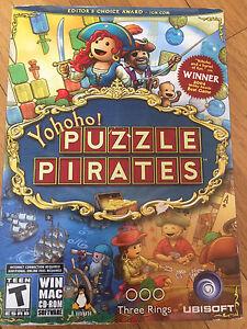 Puzzle Pirates PC computer game