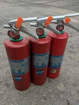 Buckeye 5h Sa Halon 1211 Fire Extinguisher