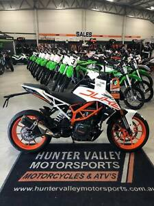 KTM Duke 390 Rutherford Maitland Area Preview
