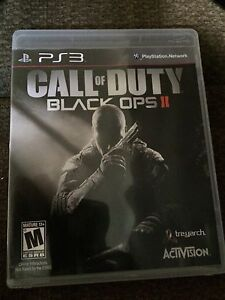 PS3 black ops 2 call of dury