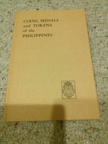 Coins, Medals and Tokens of the Philippines, Aldo Basso NEW