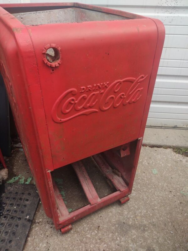 Coca Cola Jr Cooler Chest Project