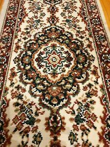 2 X Persian Rugs 1 Hall Runner