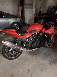 Hyosung GT650R 2011 Mountain Creek Maroochydore Area Preview