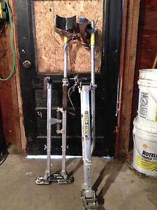 Drywall stilts Moose Jaw Regina Area image 1