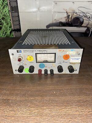 Hewlett Packard - Hp - Harrison 6102a Dc Power Supply