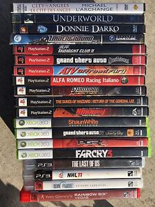 Games with DVD