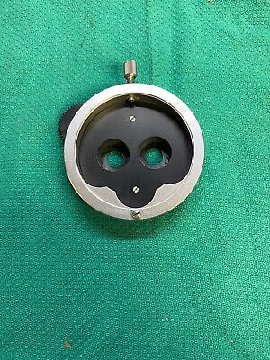 Zeiss Double Iris Diaphragm For Opmi Surgical Microscope