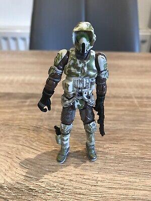 Star Wars Elite Corps Clone Trooper Figure The Saga Collection ROTS RARE