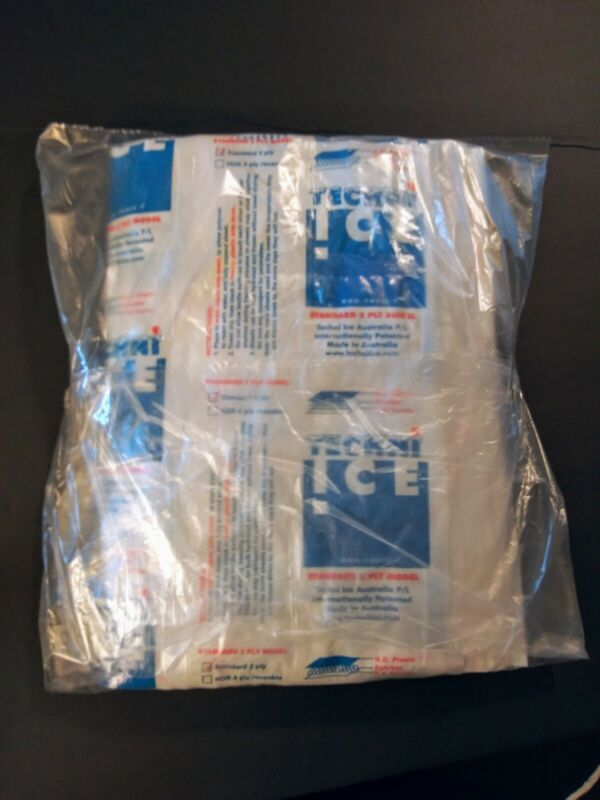Techni Ice Standard Use 2 Ply Disposable  Dry Ice Pack (10 Sheets) Free Shipping