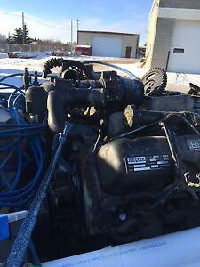 6.5 l Diesel engine